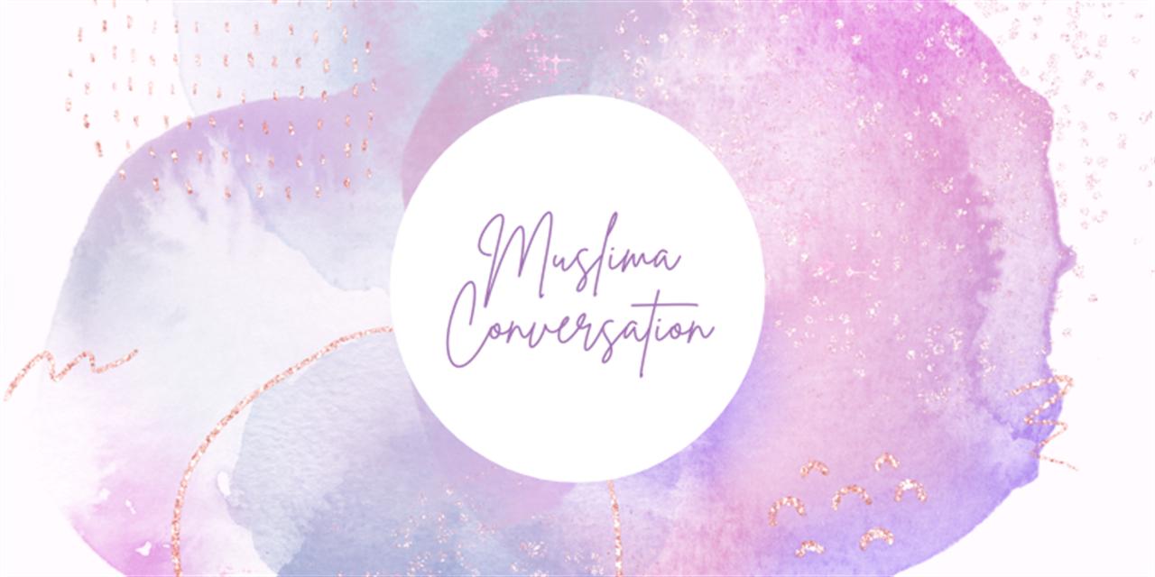 Muslima Conversation Event Logo