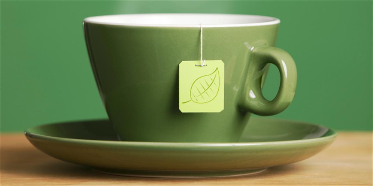 Tea-ology & Talk Event Logo
