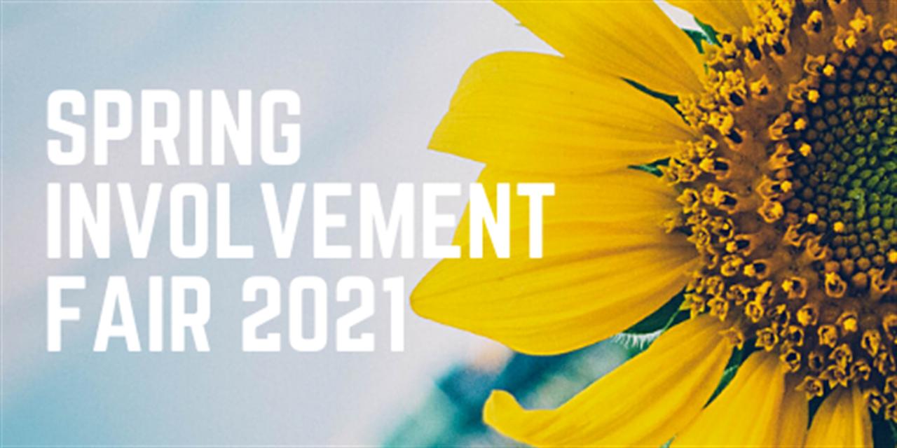 Involvement Fair - Open Event Logo