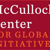 McCulloch Center for Global Initiatives, Study Abroad's logo