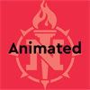 Animated's logo