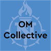 OM Collective's logo