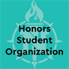 Honors Student Organization's logo