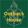 Outback House's logo