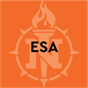 Economics Student Association's logo