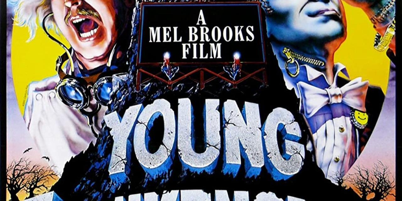 Young Frankenstein (1974); Dir. Mel Brooks Event Logo