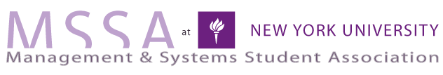Management and Systems Student Association | New York University