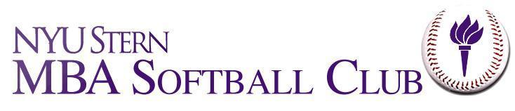Stern Softball Club | NYU Stern School of Business