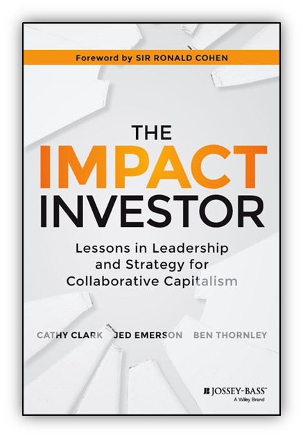 The Impact Investor - Book Launch