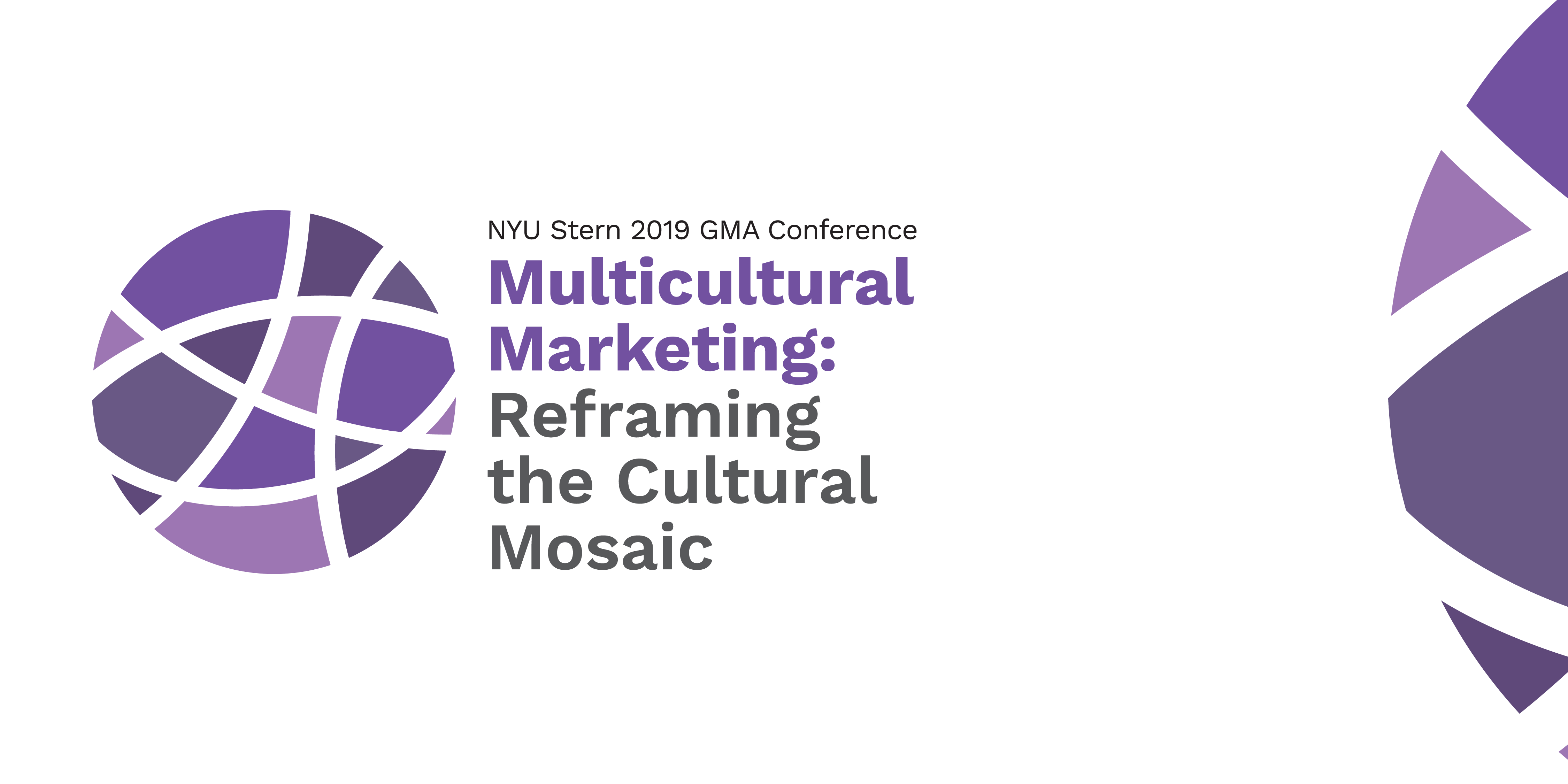 2019 GMA Conference -  Multicultural Marketing: Reframing the Cultural Mosaic