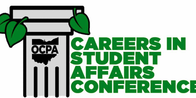 2019 Careers in Student Affairs Conference Event Logo