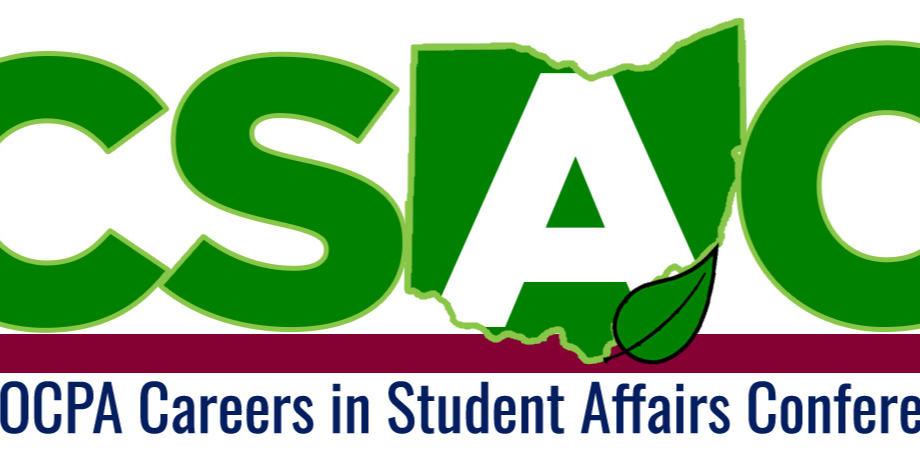 2020 Careers in Student Affairs Conference Event Logo