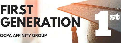 1st Generation OCPA Member Affinity Group logo