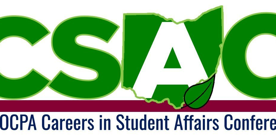 2021 Careers in Student Affairs Conference Event Logo