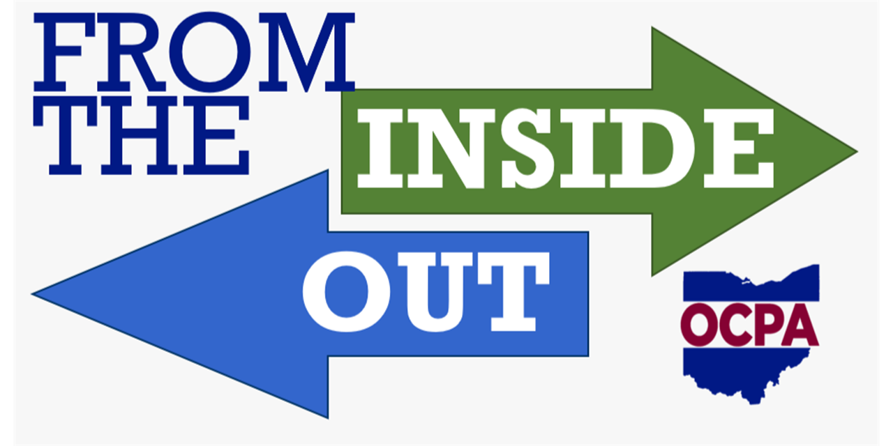 From the Inside Out Event Logo