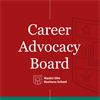 Career Advocacy Board's logo
