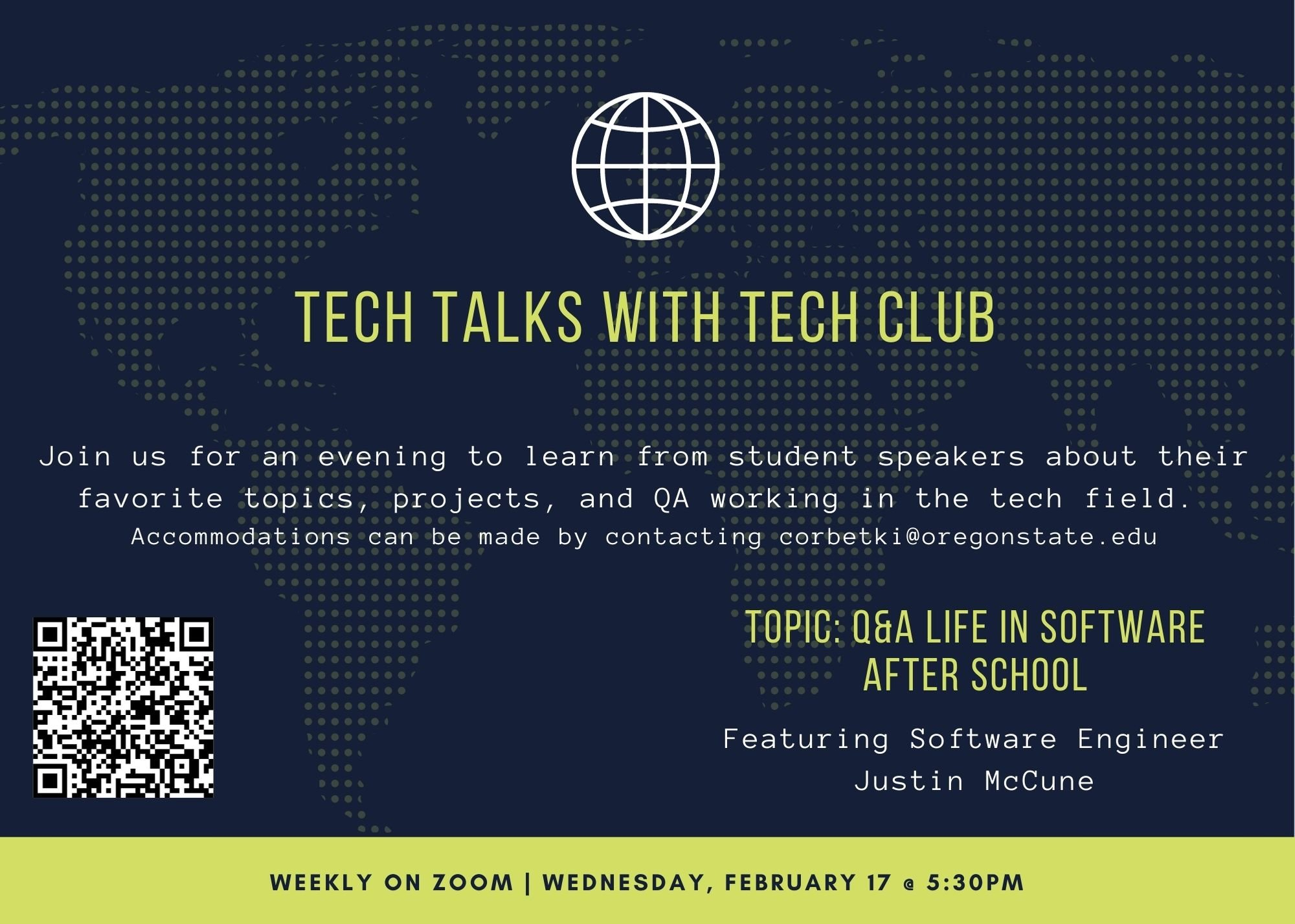 Tech Talks with Tech Club