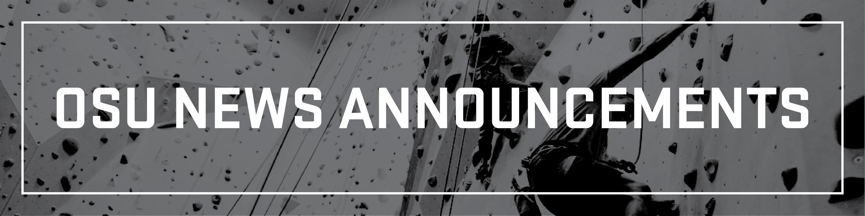 OSU News Announcements