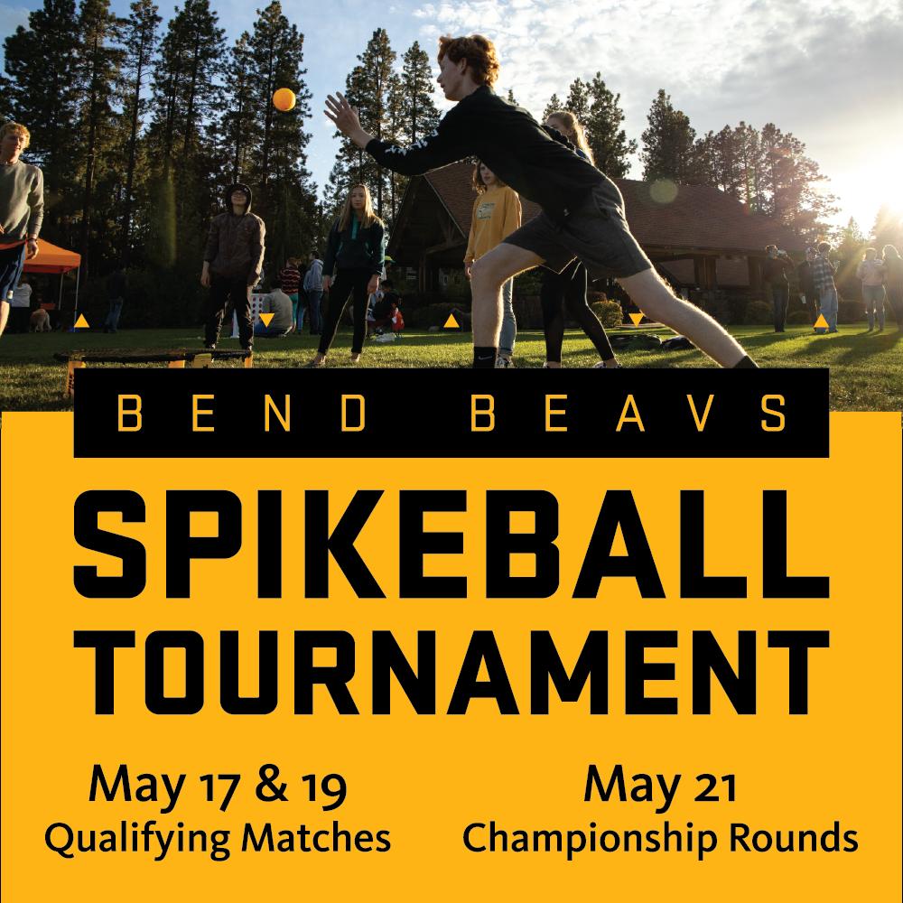 Spikeball Tournament Returns
