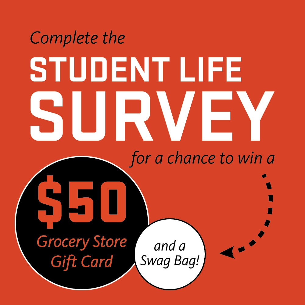 Final Week: Winter 2021 Student Life Survey