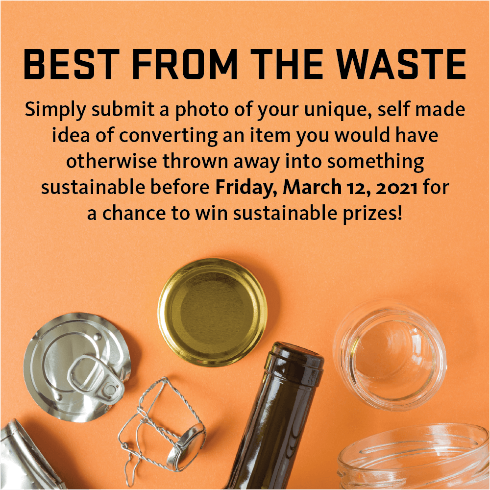 Best From the Waste Competition
