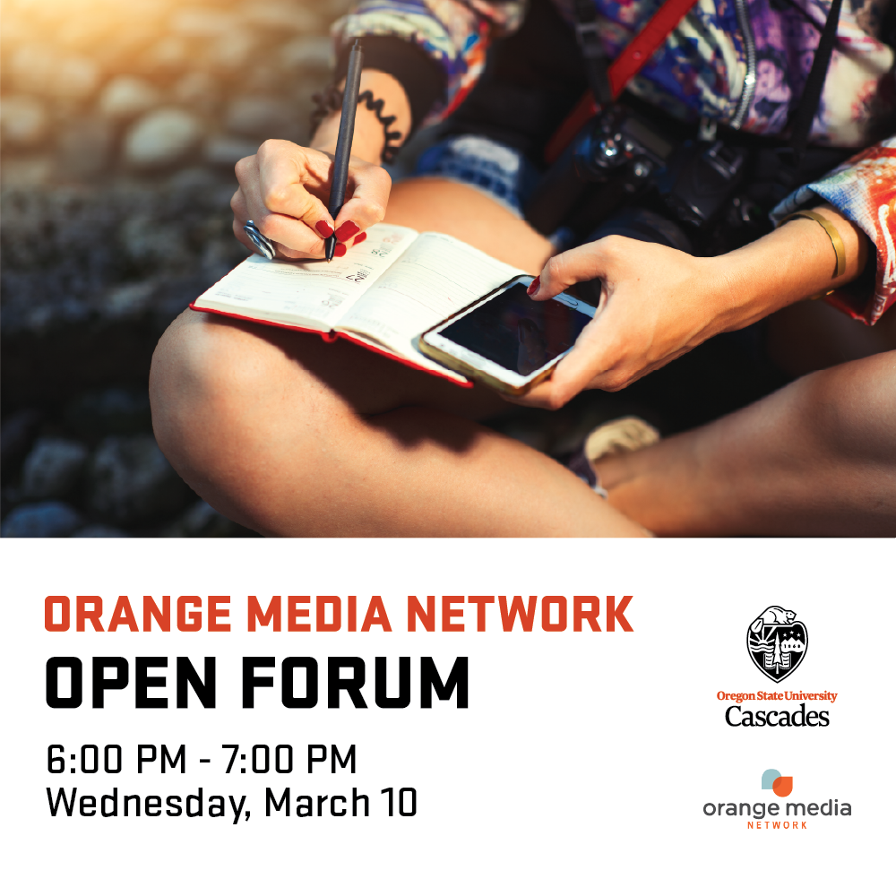 Orange Media Network Open Forum