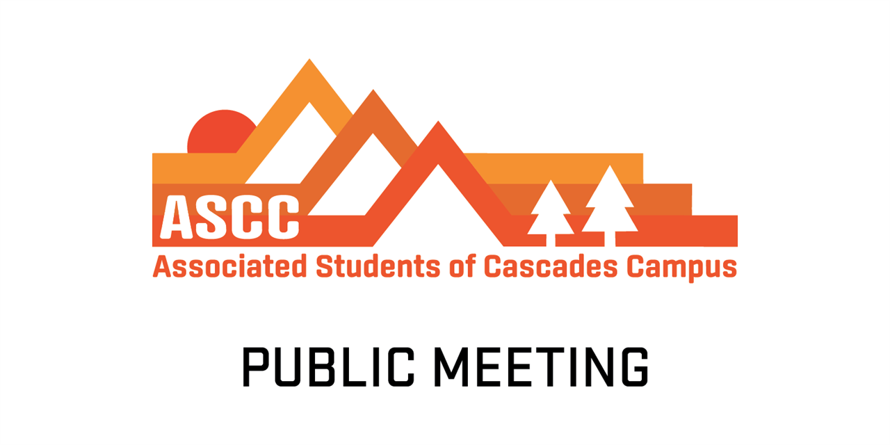 Weekly ASCC Meeting Event Logo