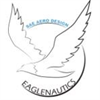 Eaglenautics -- SAE Aero West Design Competition Team's logo
