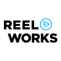 Reel Works Teen Filmmaking Logo Image.
