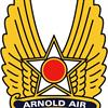 Arnold Air Society's logo