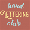 Hand Lettering Club's logo