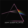 Deaf Queer Alliance's logo