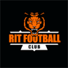 RIT Football Club's logo