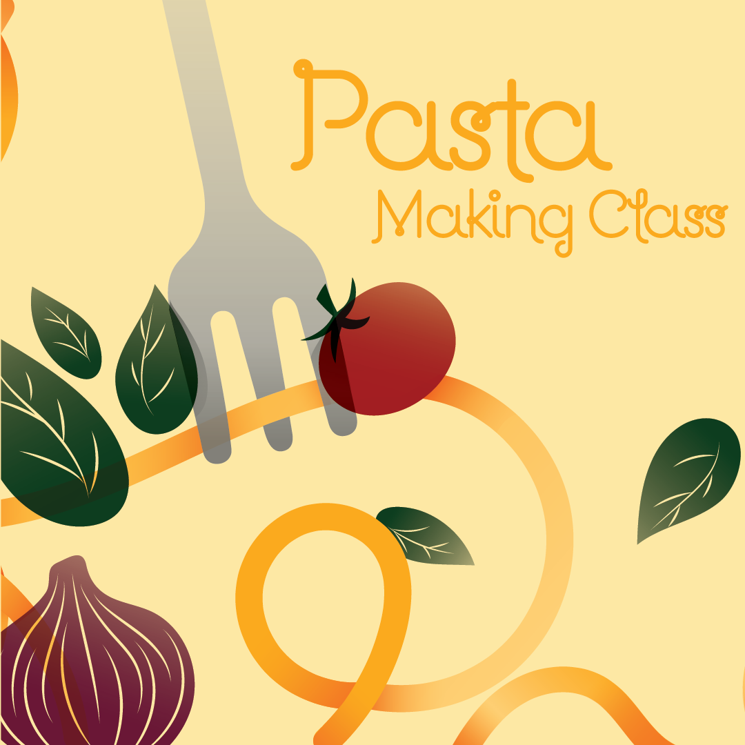 CANCELLED:  CAB Rec & Travel Presents: Pasta Making