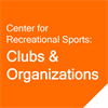 Center for Recreational Sports: Clubs & Organizations's logo