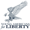 Young Americans for Liberty's logo