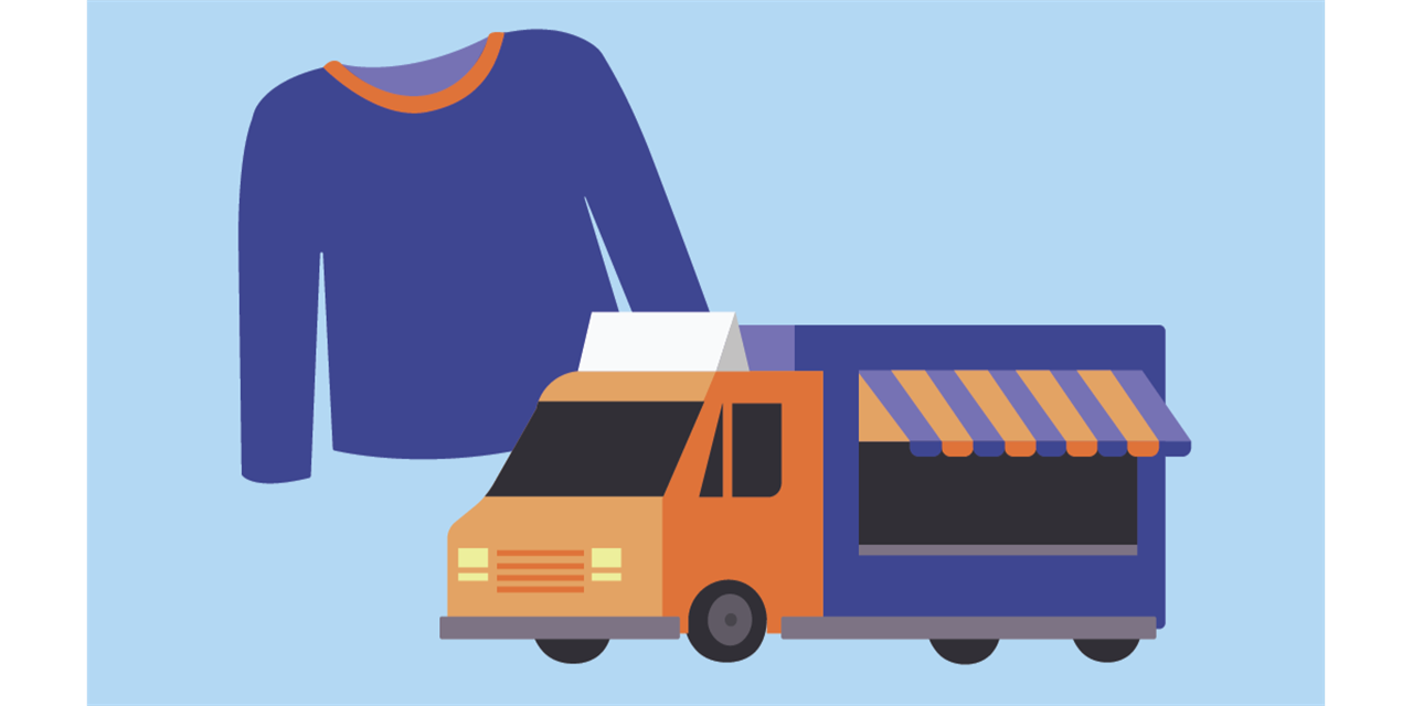 CAB Grad Palooza: Food Trucks Event Logo