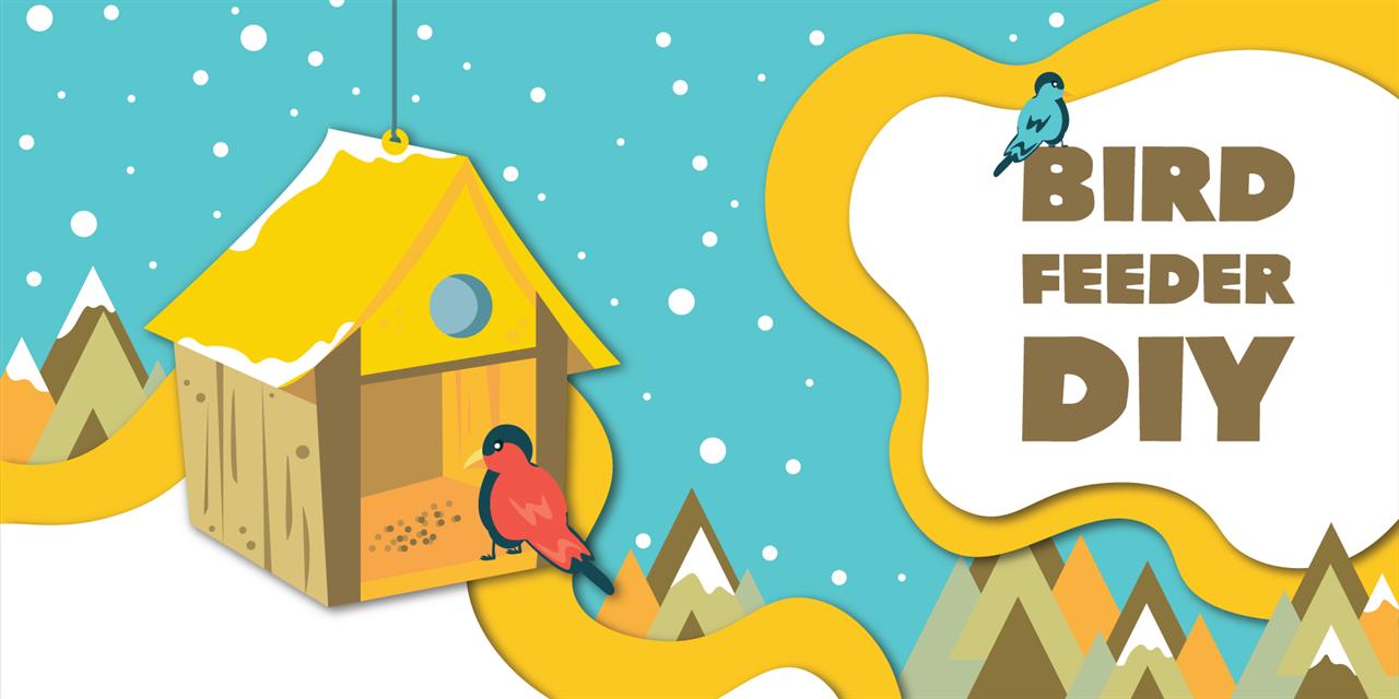 CAB Presents:Bird Feeder DIY Event Logo