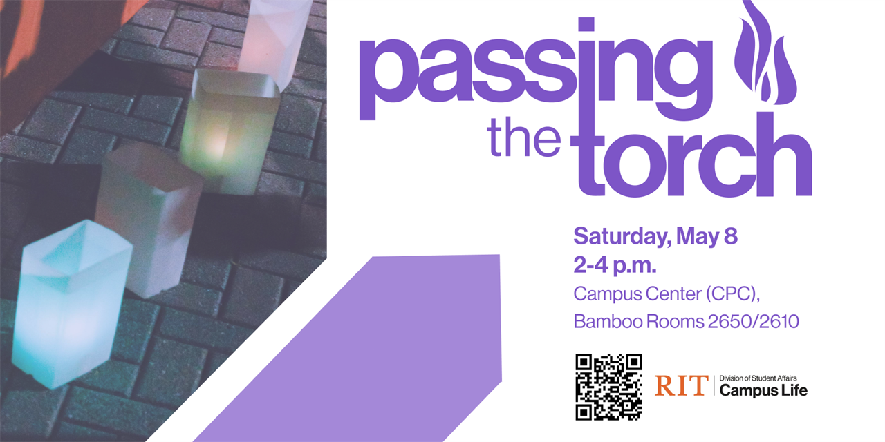 Passing the Torch Event Logo