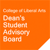 College of Liberal Arts Dean's Student Advisory Board's logo