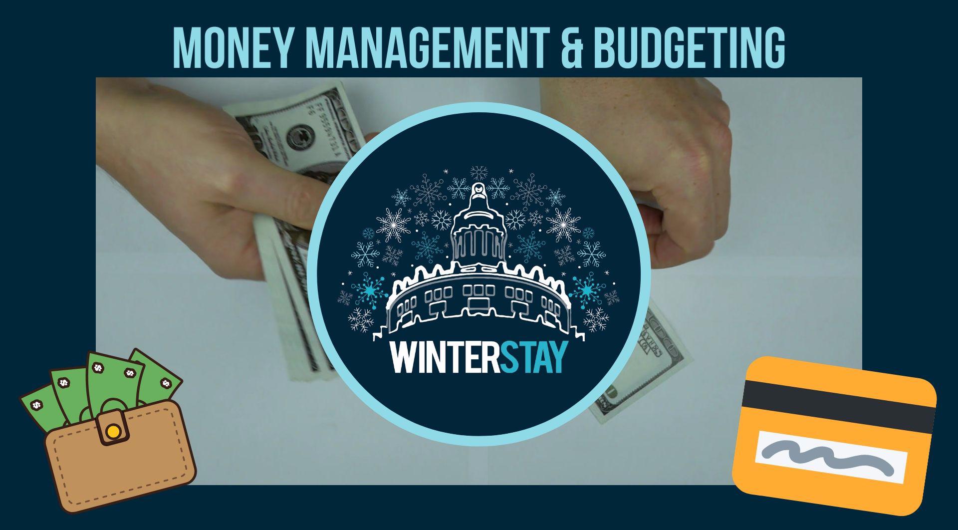 Winter Stay Money Management Workshop