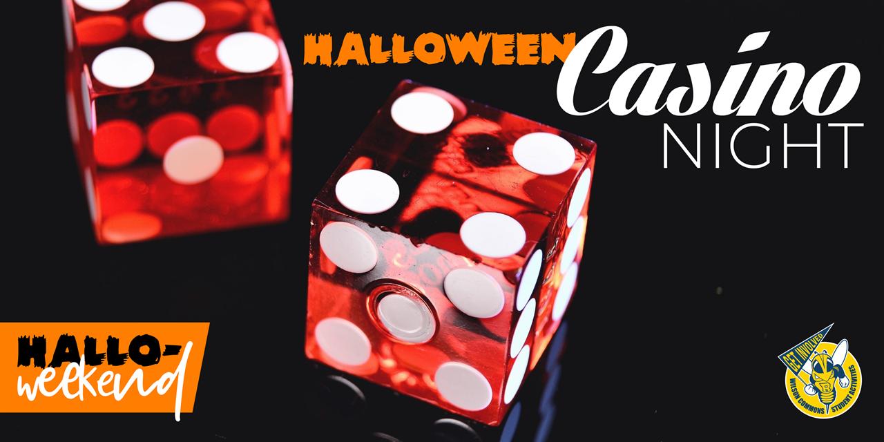 Casino Night! Event Logo