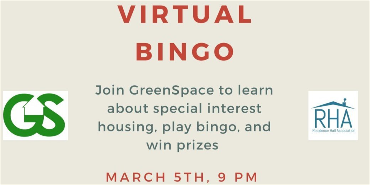 Virtual Bingo Event Logo