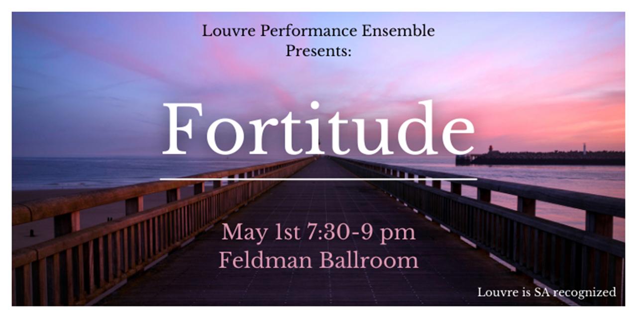 Fortitude Event Logo