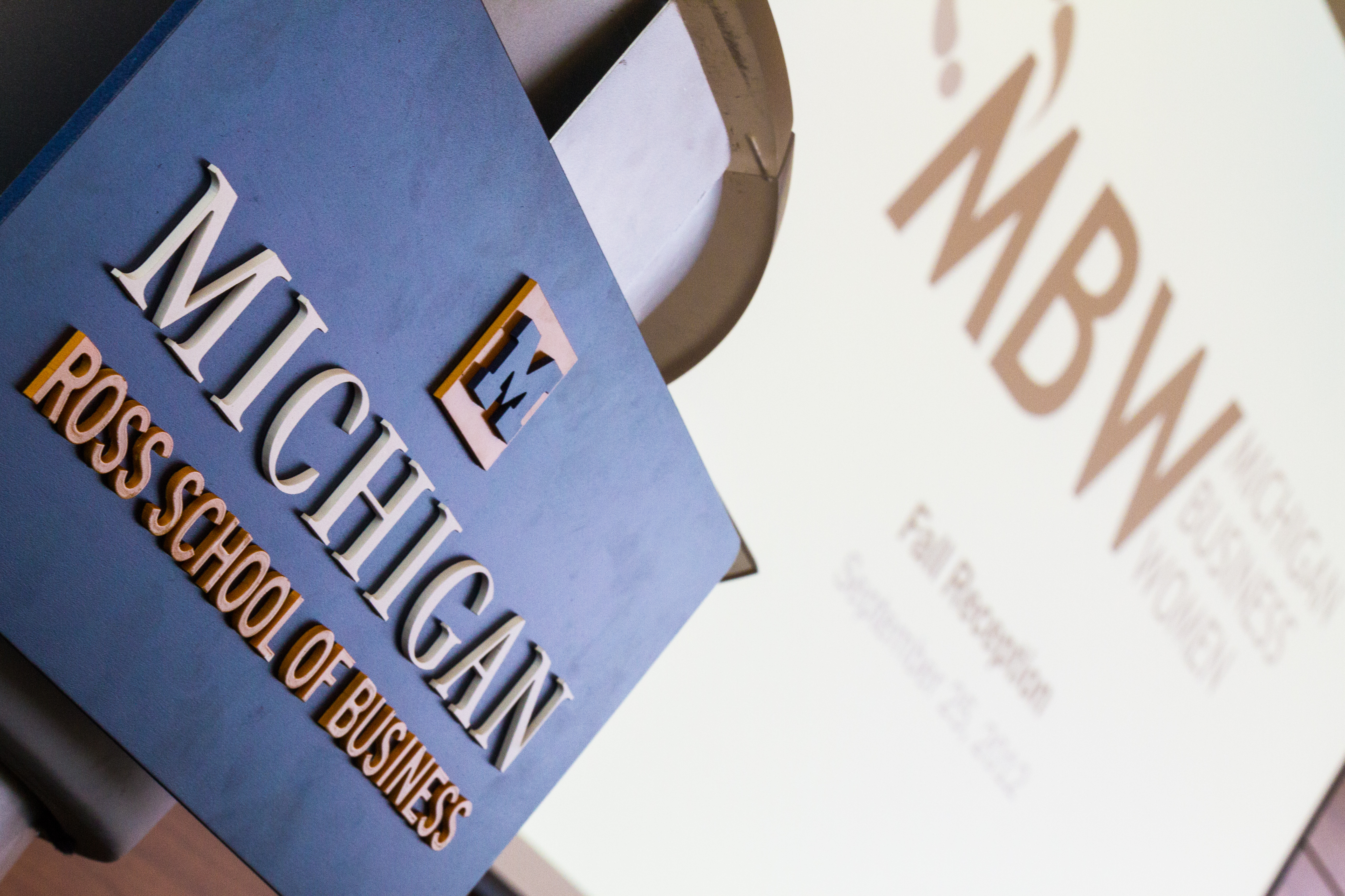 Michigan Business Women - MBA