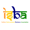 Indian Subcontinent Business Association's logo
