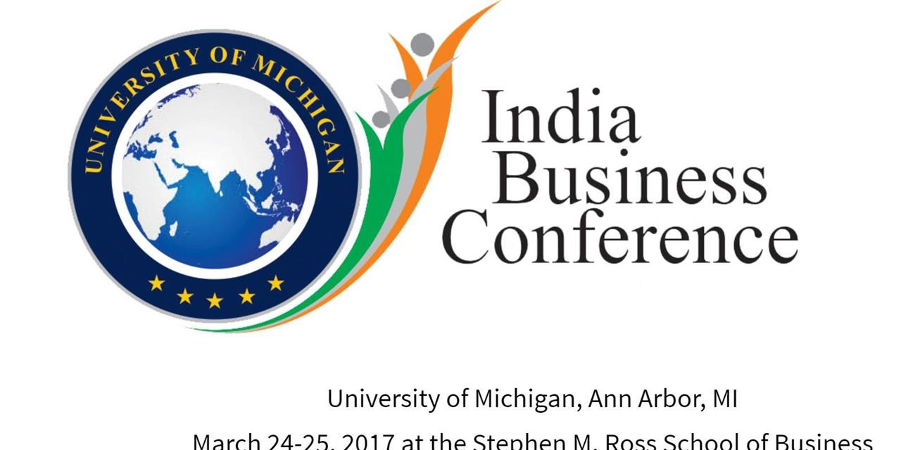 8th India Business Conference: Incredible India. Inclusive India Event Logo