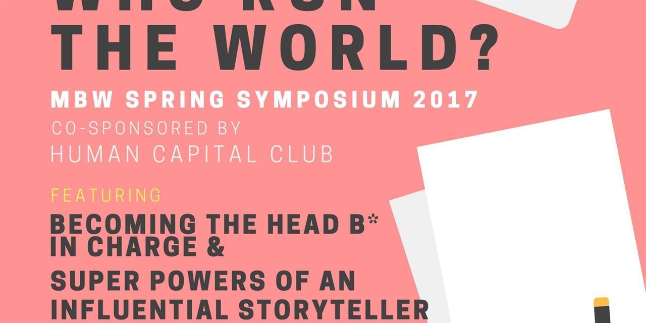 MBW Spring Symposium 2017