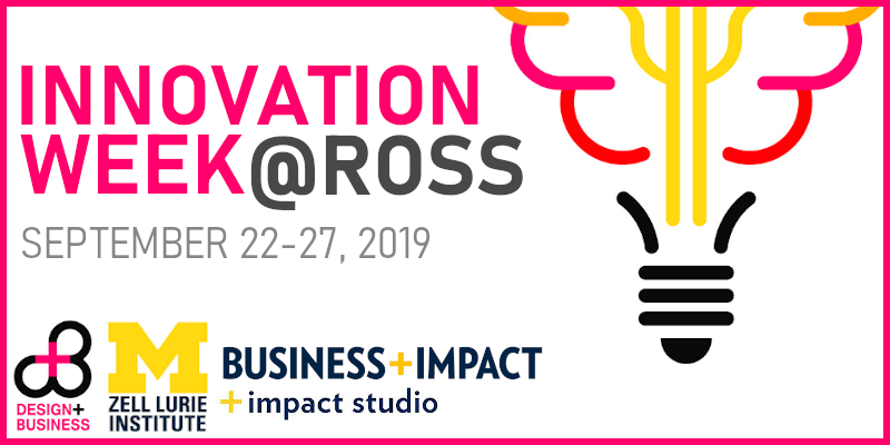 Innovation Week Keynote - The Importance of Design for Business: A Conversation with Juan-Carlos Morales