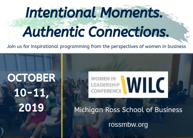 Women in Leadership Conference (WILC) 2019